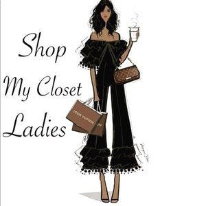 Shop my closet!!!